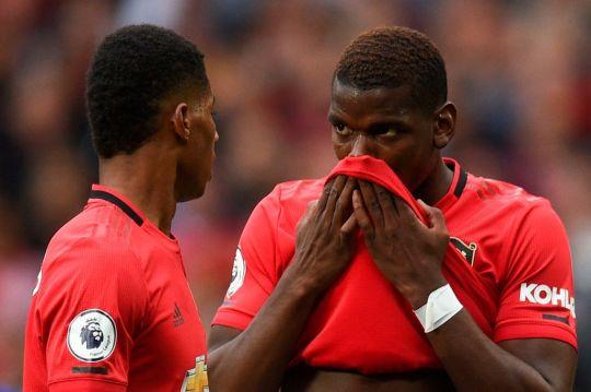 Paul Pogba ขอโทษเพื่อนร่วมทีมหลังจากเตะจุดโทษพลาด