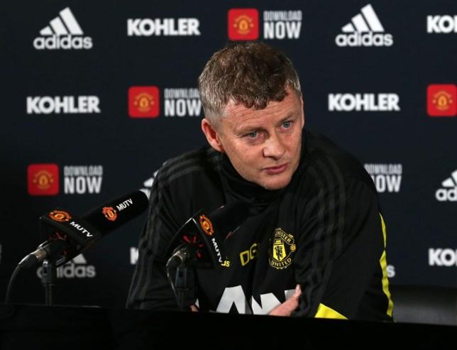 Solskjaer ตอบสนองต่อคำแนะนำการโอนไป Tottenham