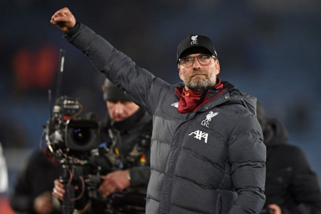 Jurgen Klopp ตอบสนองต่อ Leicester City