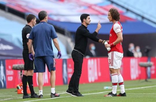 สนามซ้อมของ Arsenal