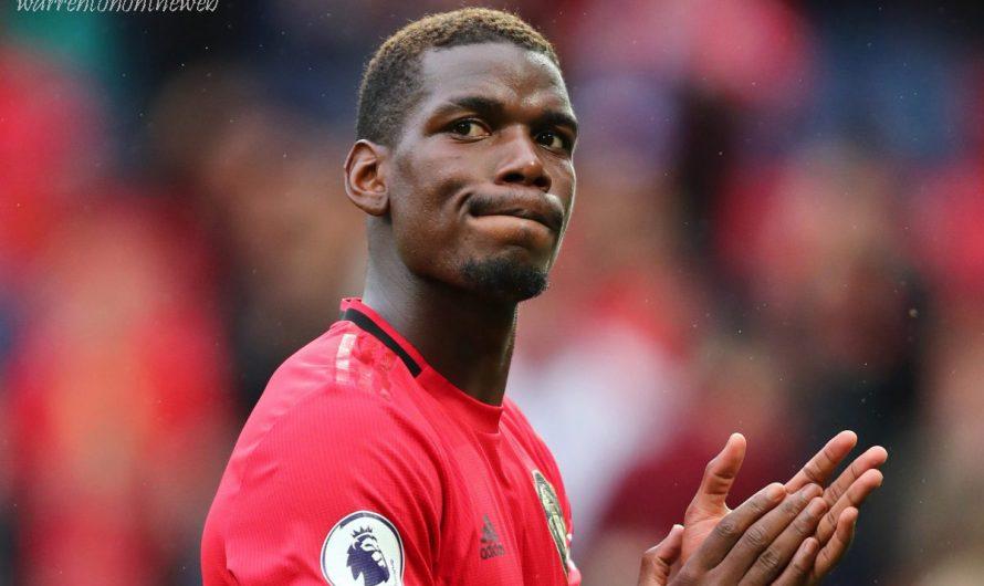 บทบาทอิสระของ Paul Pogba ในการชนะ Man Utd
