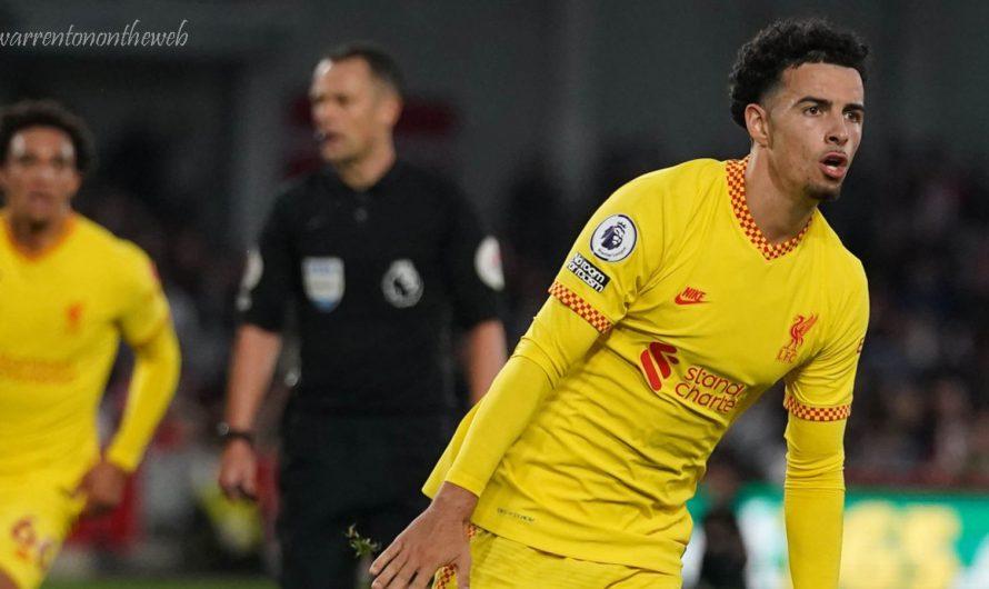 หัวหน้าทีม Liverpool กล่าวถึงการตัดสินใจของ Curtis Jones