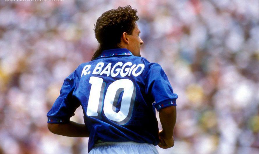 เรื่องราวของ Baggio ในฤดูกาลที่เปิดตัวตำนานอีกครั้ง